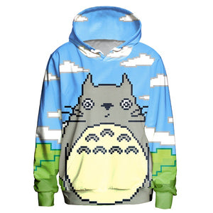 We love Totoro!