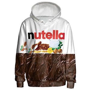 We love Nutella!