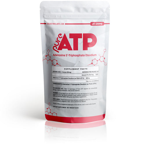 Pure ATP (Adenosine Triphosphate - as PEAK ATP®)
