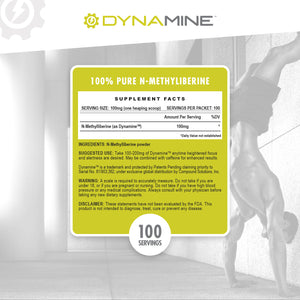 N-Methylliberine Powder (as Dynamine®)