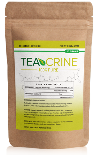 Theacine Powder (as TeaCrine®)