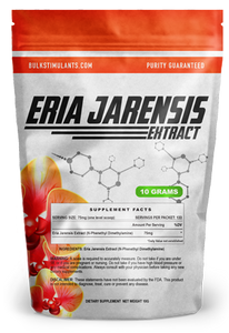 Eria Jarensis Extract (N-Phenethyl Dimethylamine) - 100% Pure Powder