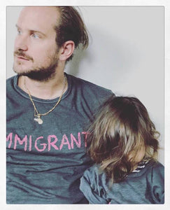 THE IMMIGRANT T-SHIRT