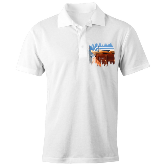 SURF - Souvenir Polo Shirt