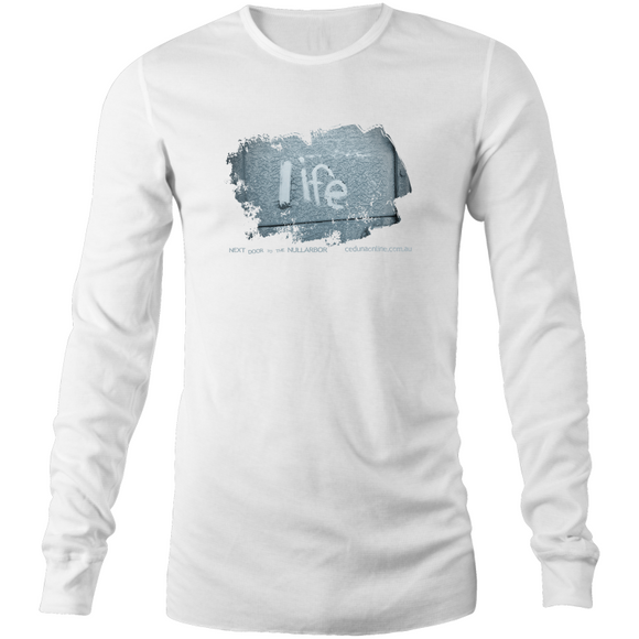 LIFE - Men's Premium Long Sleeve Souvenir T-Shirt