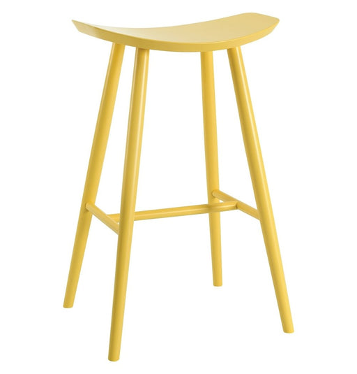 Philana Bar Stool - Yellow