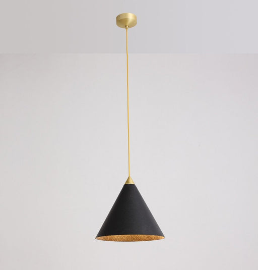 Marie Pendant Lamp - Black