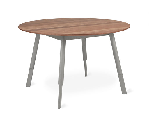 Bracket Dining Table - Round - Tuftd