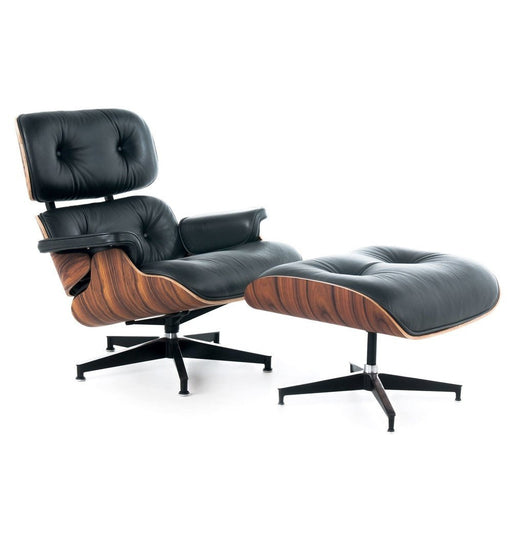 Lounge Chair + Ottoman