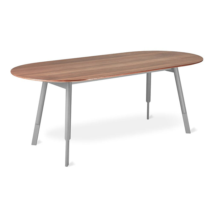 Bracket Dining Table - Oval - Tuftd