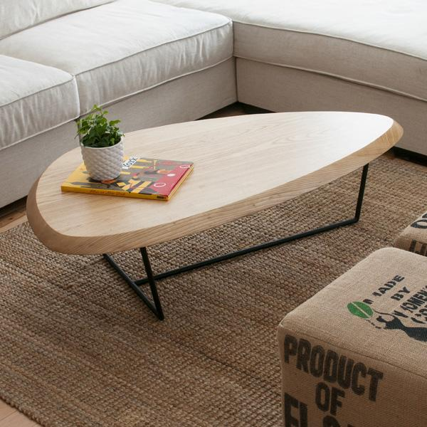 Hull Coffee Table - Tuftd