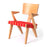 Spanner Lounge Chair with Arms - Tuftd