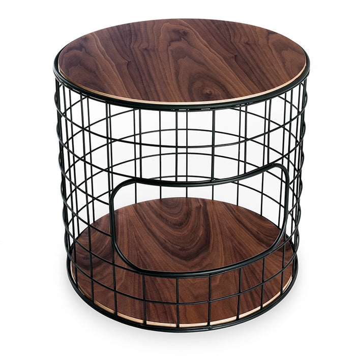 Wireframe End Table - Tuftd