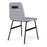 Lecture Chair Upholstered - Tuftd