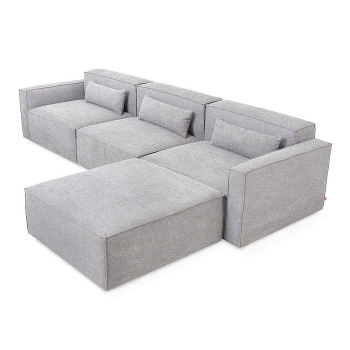 Mix Modular 4-Pc Sectional