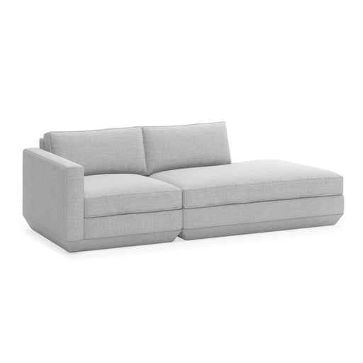 Podium 2-Pc Right Lounge Sofa