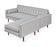 Spencer Loft Bi-Sectional (Wood Base)