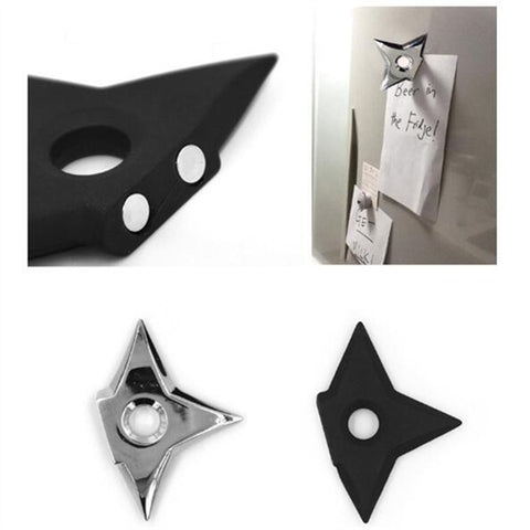 Naruto Shuriken Fridge Magnet