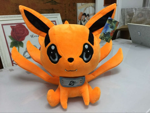Naruto cute Kurama plush doll