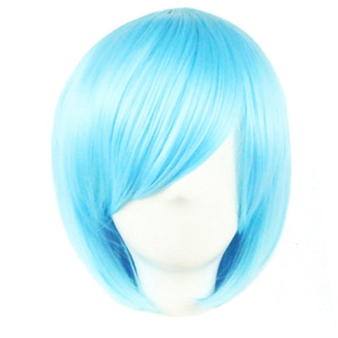 Colored Cosplay Wigs
