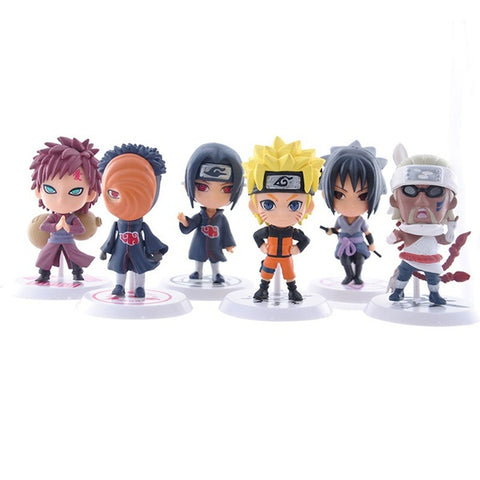 Naruto Action Figures PVC