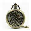 Image of Fairy Tail: Bronze Metal Pocket Watch