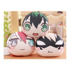 Image of Boku no Hero Academia: Todoroki Midoriya Bakugo Super Soft Plush Cushions