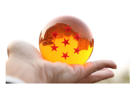 Authentic Life-Size Dragon Balls