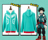 Image of Boku no Hero Academia: Hero-Themed Jackets ONE SIZE Bakugo Midoriya Todoroki