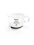 Fairy Tail: Crossed Tail Black and Gold Cup/Mug