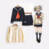 Image of Boku no Hero Academia: Himiko Toga HIGH QUALITY Authentic Cosplay Outfit