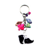Image of Hunter x Hunter: Hisoka Keychain Phone Charm