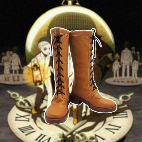 The Promised Neverland: Gracefield House Orphan Cosplay Boots