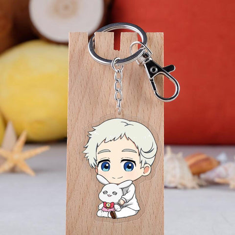 The Promised Neverland: Beautiful Keychain Charms