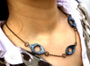 Image of Naruto: Itachi Uchiha ULTRA HIGH QUALITY 100% Handmade Necklace Cosplay Jewelry