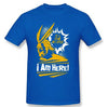 Image of Boku no Hero Academia: It's Fine Because I'm Here! All Might Themed BNHA T Shirt