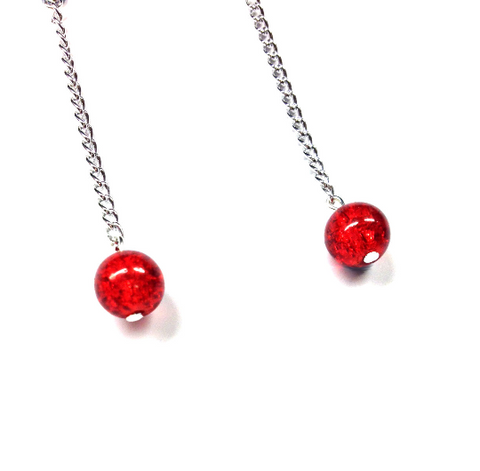 Jojo's Bizarre Adventure: Kakyoin Noriaki Earrings