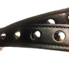 Image of One Piece: Katakuri Charlotte Leg Straps REAL LEATHER Metal Studded