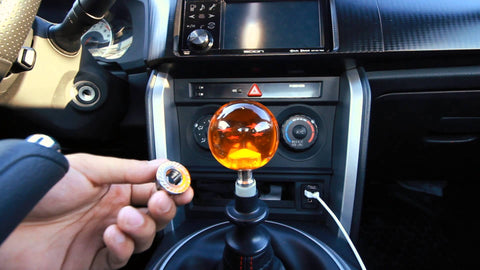 Dragon Ball Gear Stick