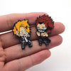 Image of My Hero Academia: Character Pins Brooches Collectable Porcelain/Enamel plated