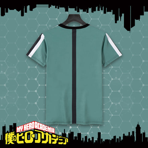 My Hero Academia: Midoriya Izuku Themed T shirt Original Print