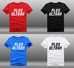 Boku no Hero Academia: PLUS ULTRA T-Shirt Various Colours