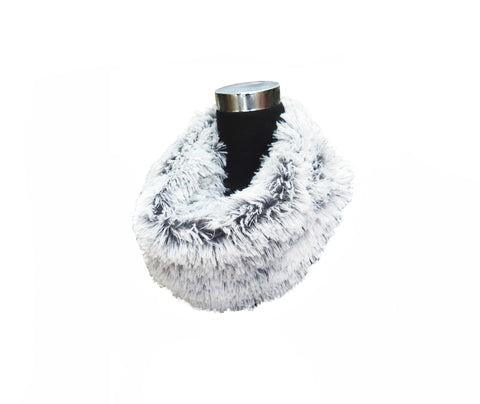 One Piece Katakuri Charlotte Scarf High Quality Cosplay SUPER SOFT Faux Fur Monotone Snood