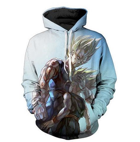 Dragon Ball Watercolour Effect Sweatshirt