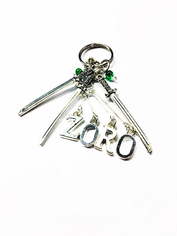 One Piece: Zoro Keychain/Phone Charm