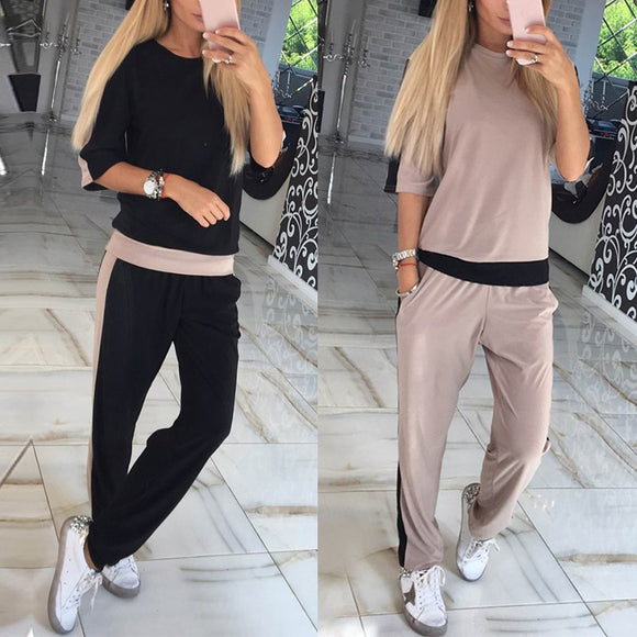 2 Piece Set Tracksuit