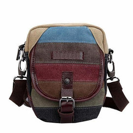 VIVA VOYAGE Canvas Cross Body Bag From Journey Collection