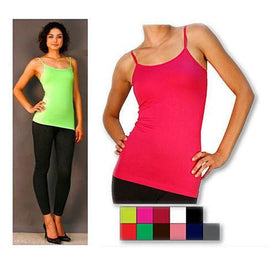 SOLEMATE CAMISOLES in Vibrant colors - you get 2pcs PER PACK