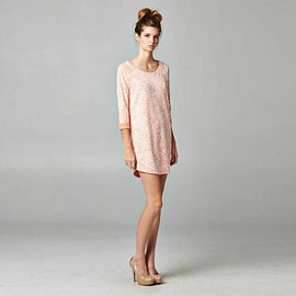 Rose Garden Tunic Dress CAPTURE THE SPRING