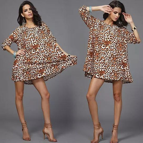 Wilderness Tunic Dress For A Party Animal